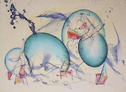 Worlds in Genesis by Asha Carolyn Young