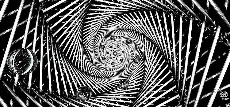 Worm Hole by David Voutsinas
