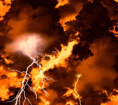 Wrath of Zeus by Persephone Artworks