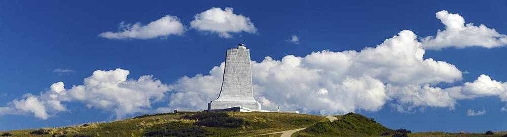 Wright Brothers Memorial Panorama by Greg Reed