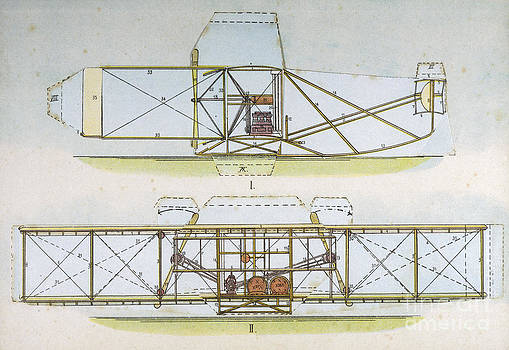 Mary Evans Picture Library - Wright Flyer I