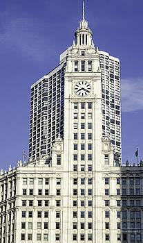 Julie Palencia - Wrigley Building Chicago