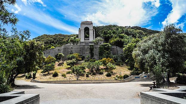 Wrigley Memorial by Lauren Goia