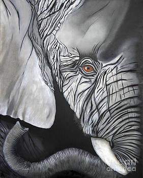 Wrinkles by A Wells Artworks