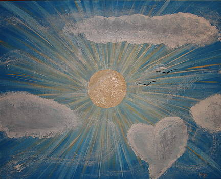 Written in the Clouds by Angie Butler