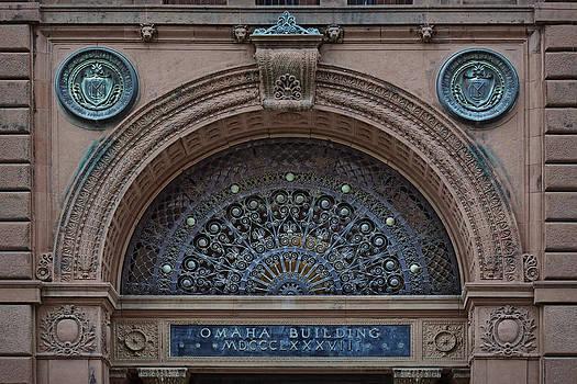 Nikolyn McDonald - Wrought Iron Grille - The Omaha Building