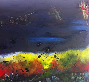 W W 1 Hell On Earth by Michelle Deyna-Hayward
