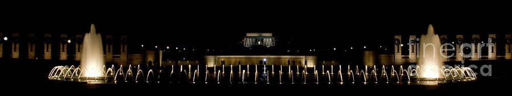 Tim Mulina - WW2 and Lincoln Memorials
