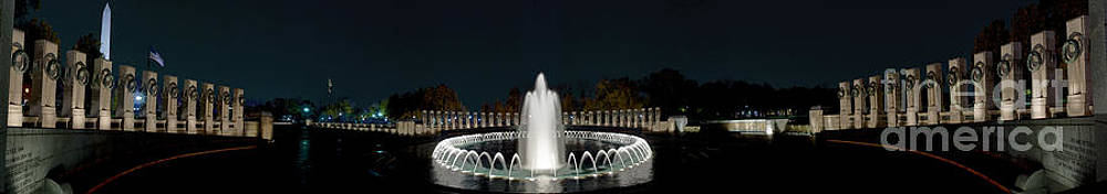 WWII Memorial by Chuck Smith