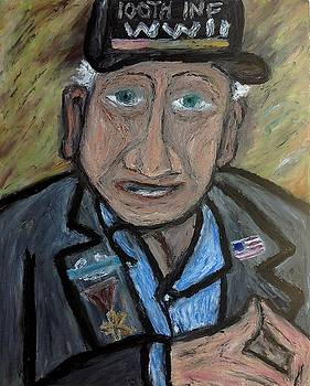 WWII Vet by MLEON Howard