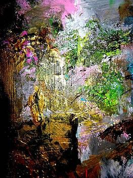 Rocky Mountains in Abstract  by Marina R Raimondo