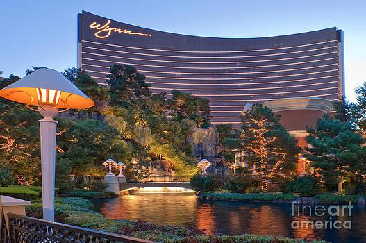 David Zanzinger - Wynn Hotel Casino Las Vegas Nevada
