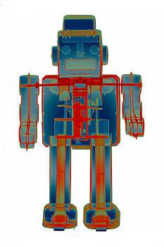 Roy Livingston - X-ray Robot - 3N20 No.4