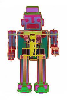 Roy Livingston - X-ray Robot  - 3N2O No. 9