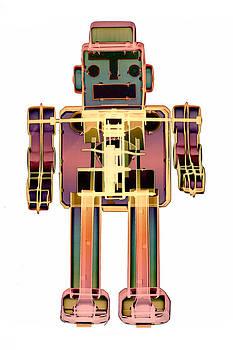Roy Livingston - X-ray Robot - 3N2O No.10