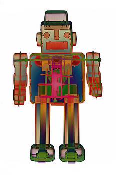 Roy Livingston - X-ray Robot - 3N2O No.2