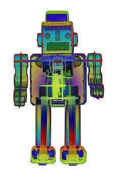 Roy Livingston - X-ray Robot - 3N2O No.3