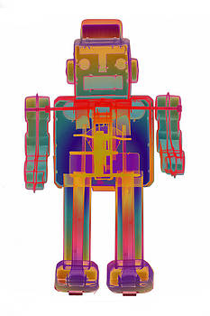 Roy Livingston - X-ray Robot - 3N2O No.6