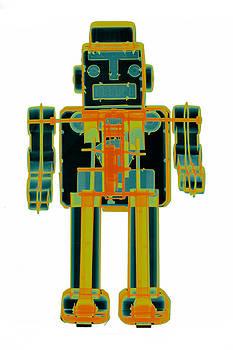 Roy Livingston - X-ray Robot - 3N2O No.7