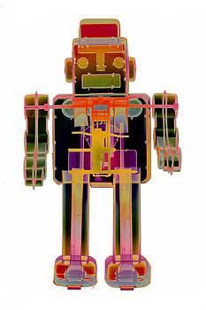 Roy Livingston - X-ray Robot - 3N2O No. 7
