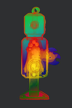Roy Livingston - X-ray Robot RS No.1