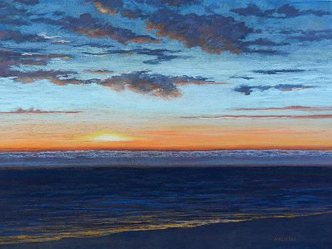 Xena's Sunset by Cheri Halsema