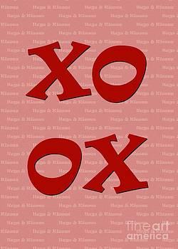 JH Designs - XOXO Hugs and Kisses