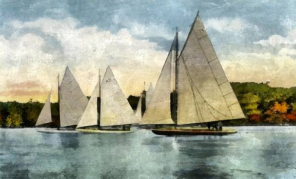 Michelle Calkins - Yachting in Saugatuck