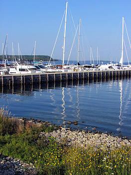 David T Wilkinson - Yachtworks Marina Sister Bay