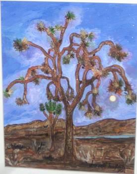 Yahshua Tree by Darrell Hughes