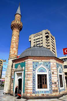 Yali Mosque in Izmir by Kivanc Ekinci
