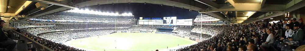 Yankee Stadium by Anibal Diaz