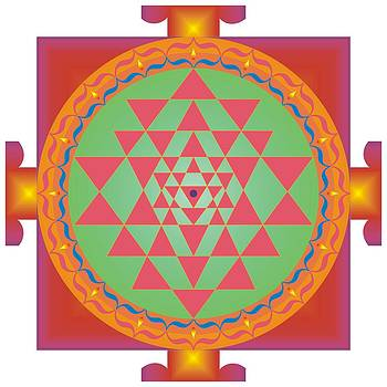 Yantra by Andre Angermann