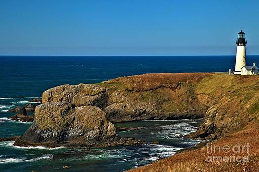 Adam Jewell - Yaquina Head Lighthouse