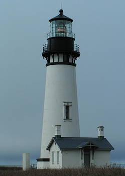 Marv Russell - Yaquina Head Lighthouse Oregon