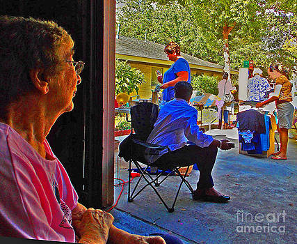 Yard Sale by Fred Jinkins