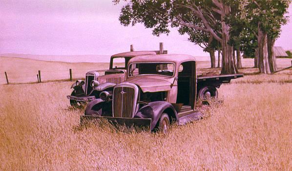 Yard Sale by Tom Wooldridge
