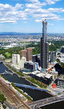 Yarra River Melbourne by Glen Johnson