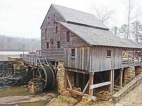 Yates Mill by Bill Talich
