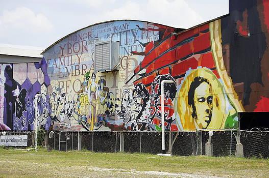 Laurie Perry - Ybor Mural