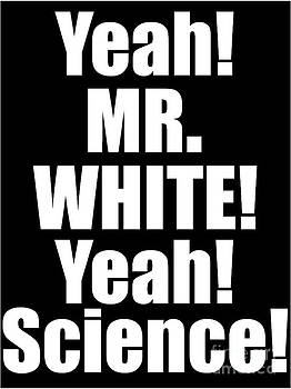 Yeah Mr White Yeah Science by Stefan Weiss