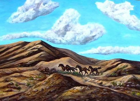 Year of the Horse by Caroline Owen-Doar