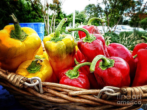 Dee Flouton - Yellow and Red Peppers