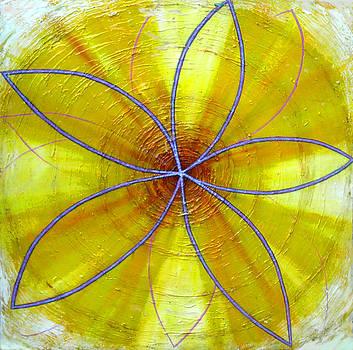 Anne Cameron Cutri - Yellow Chakra