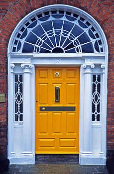 Dennis Cox - Yellow Door