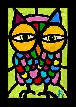 Jim Harris - Yellow Eyes