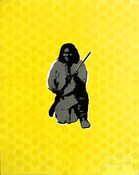 Yellow Geronimo by Noah Nez