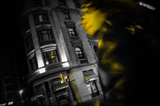 Yellow by Gilbert Wayenborgh
