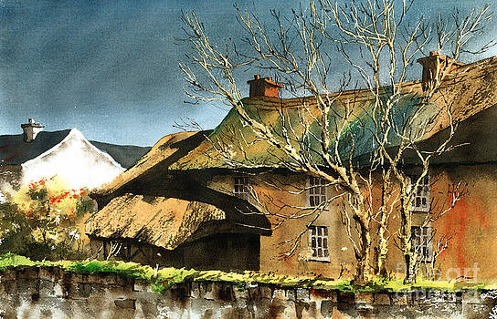 Val Byrne - Yellow House in Adare  Limerick