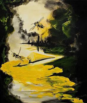 Yellow Jackets by Rachel Brisbois